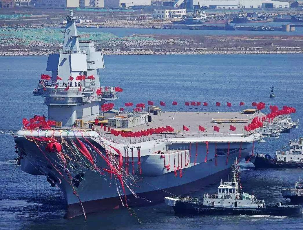 China Now Has the World's Second Largest Active Carrier Fleet