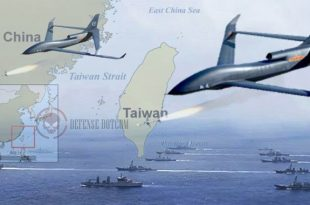 China Used Soar Dragon Drones To Spy On U.S. Navy Warship