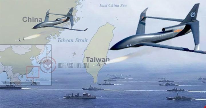 China Used Soar Dragon Drones To Spy On U.S. Navy Warship