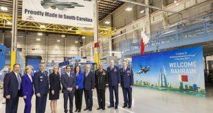 Lockheed Martin Starts World's First F-16V Viper Block 70 Production