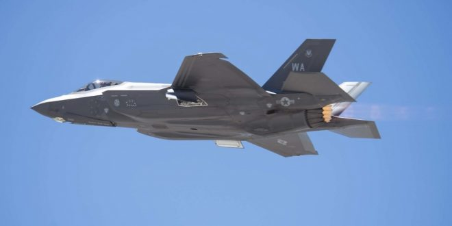 U.S. Air Force F-35 Guided Ground Artillery Units To Take Out Air Defense Site