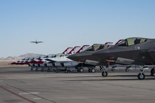 Are The New Stealth F-35s Are Really Louder Than F-16s Fighter Jets?