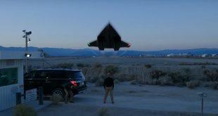 Lockheed Martin SR-72 Hypersonic Spy Plane Reportedly Already at Prototype Stage