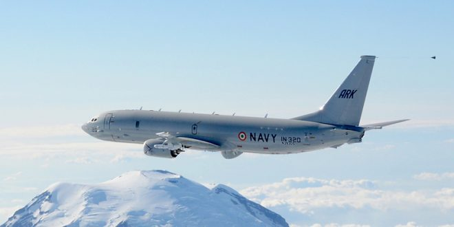Indian MoD Approves Navy's Plan To Buy Six Boeing P-8I Anti-Submarine Warfare