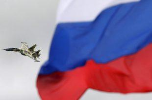Russian Su-35 Fighter Jets Scrambled To Intercept Alleged Israeli Attack Over Syria