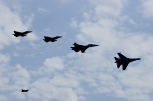 Russian Pilot Share Details Of SU-27 Mock Dogfight With Nato F-16S