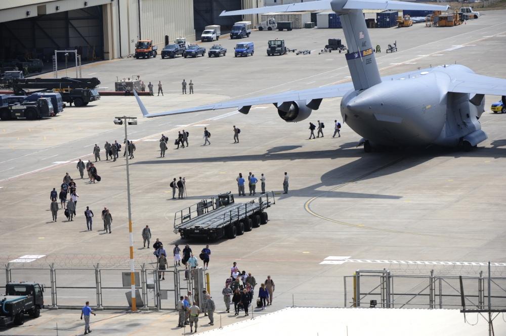 Turkey Threatens To Close Down U.S. Air Force Base Amid U.S. Sanctions