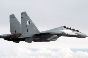 Algerian Air Force Sukhoi Su-30 Crashed In Aïn Zitoun Killing Both Pilots