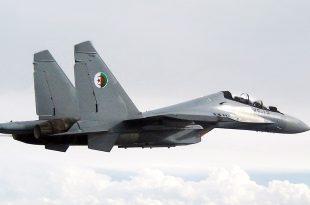 Algerian Air Force Sukhoi Su-30 Crashed In Aïn Zitoun Killing Both Pilots