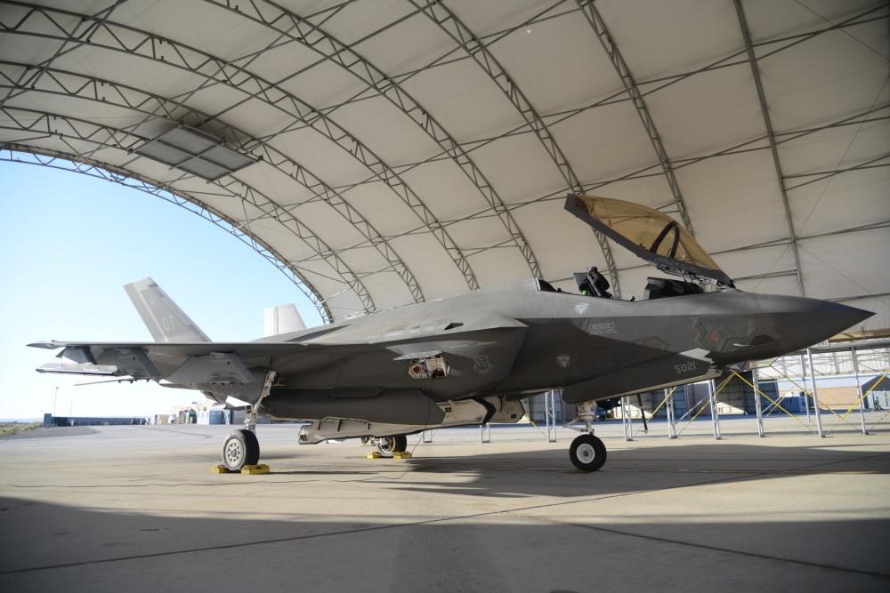 Lockheed Martin Delivered 131 F-35 Lightning II Fighter Jets In 2019
