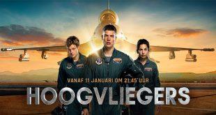 Dutch TOP GUN TV Series: Here's Official Trailer Of High Flyers (HOOGVLIEGERS)