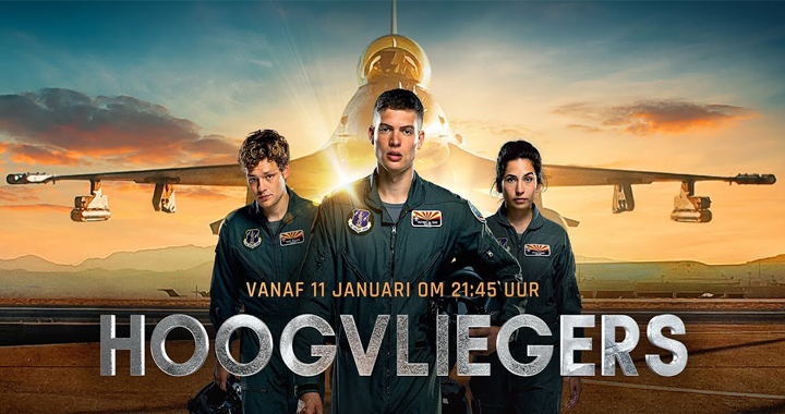 Dutch TOP GUN TV Series: Here's Official Trailer Of High Flyers (HOOGVLIEGERS)
