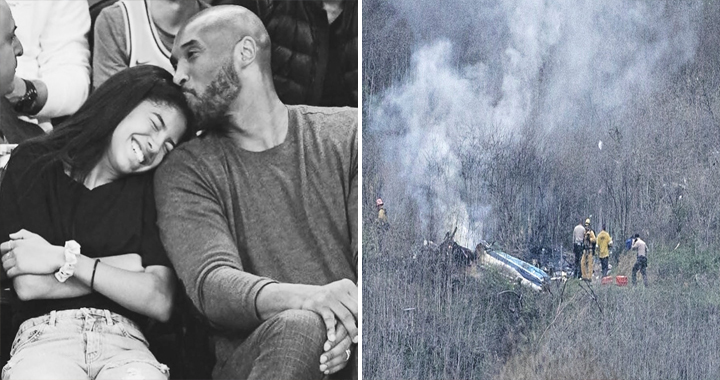 Kobe Bryant & His Daughter, Gianna, Among 9 killed In Calabasas Helicopter Crash