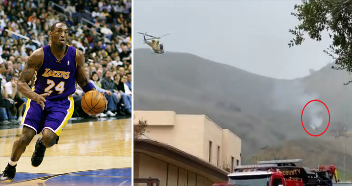Basketball legend Kobe Bryant Dies In Helicopter Crash At Age Of 41