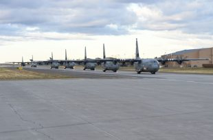 U.S. Purchased 50 C-130J Super Hercules Tactical Aircraft From Lockheed Martin