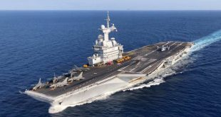 Amid Iran Tensions France Deploys Charles De Gaulle Aircraft Carrier In Middle East