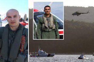 Croatian Air Force Bell OH-58D Helicopter Crashed Into Sea Near Šibenik Killing Pilot