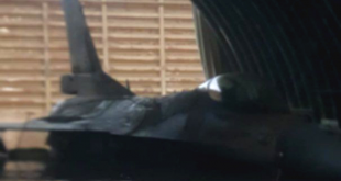 Eight Israel Air Force F-16 Fighter Jets Damaged During Flood At Hatzor Airbase