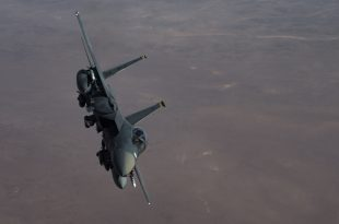 F-15 Student Pilot Blacks Out At 18,000 Feet Causing $2.5 Million Dollars Damage