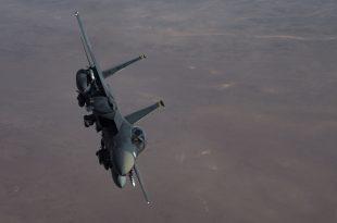F-15 Student Pilot Blacks Out At 18,000 Feet Causing $2.5 Million Dollars Damage