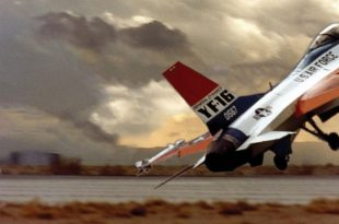 That Time F-16 Accidentally Took Off During High Speed Ground Tests