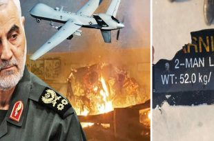 Here's The U.S. Weapon Used To Kill Iranian General Qassem Suleimani