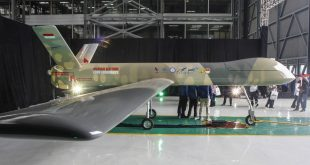Indonesia Unveiled Prototype Of First Indigenous Strike-Capable MALE Drone