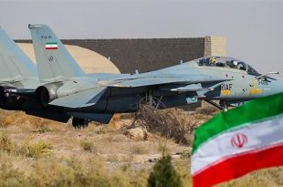 That Time Iranian F-14 Tomcat Shot down Three Iraqi MiG-23 With One Missile