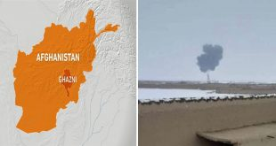 BREAKING: Passenger Plane With 83 People Onboard Crashes In Afghanistan