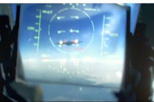 Video Shows Saab 37 Viggen Pilot Achieving RADAR LOCK On SR-71 Blackbird