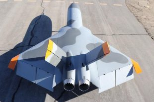 Sierra Technical Unveils Fifth Generation Aerial Target Aircraft