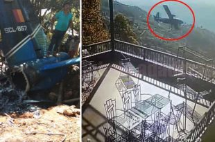 Sri Lankan Air Force Y-12 Aircraft Crashed On A Surveillance Mission Killing All Four Aboard