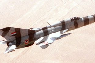 Syrian Air Force Planning Large Acquisitions Of MiG-21 Fighter Aircraft From Egypt