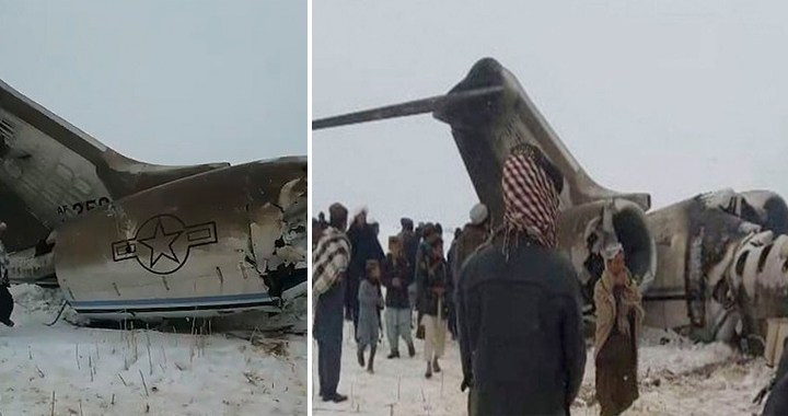 Taliban Claims To SHOT DOWN U.S. Air Force E-11A BACN Aircraft In Afghanistan