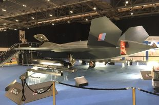 """Britain's Rolls Royce Will Develop Engines For UK Sixth-Generation """"Tempest"""" Fighter Jet"""