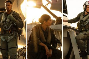 Paramount Pictures Released Photos Of New Recruits Of Top Gun: Maverick