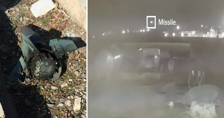 Iran Confirms Two TOR-M1 Missiles Fired At Doomed Ukrainian Airlines Flight PS752