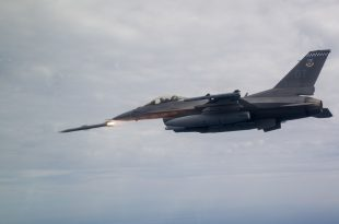 U.S. Air Force Fighter Jet Shoots Down Nuclear Cruise Missile During Exercise