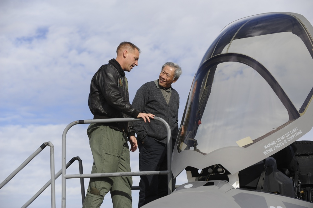 U.S. Approves Sale Of F-35 Lightning II Stealth Aircraft To Singapore