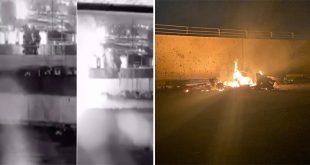 U.S. Drone Strike Kills Top Iranian General Qassem Suleimani In Baghdad