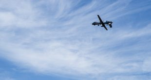U.S. Military Drones Went Incommunicado During Iranian Ballistic Missile Strike