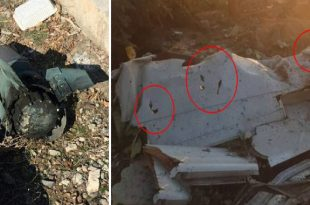 Ukraine Flight PS752 Probably Crashed After Being Hit By A Russian-Made Tor-M1 Missile