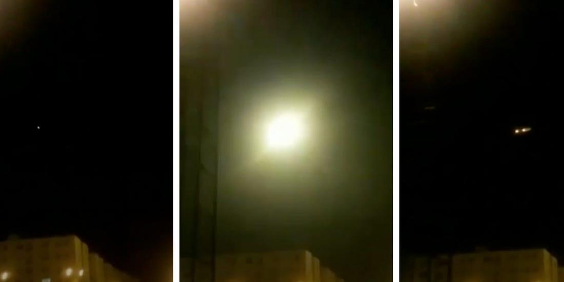Iran Arrests The Person Who Filmed Ukrainian Airlines Flight 752 Shot Down