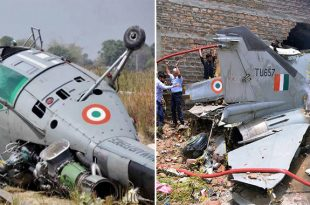 Worst Year For Indian Air Force: Lost 11 Jets, 4 Helicopters & One Drone