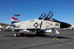 McDonnell F4H-1F Phantom II Fighter Jet For Sale For Only $3.9 Million