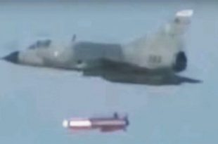 Pakistan Air Force Successfully Tests Ra'ad-II Nuclear-Capable Air Launched Cruise Missile