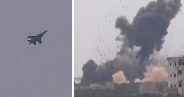 At Least 33 Turkish Soldiers killed In Syrian Air Force Airstrike In Idlib