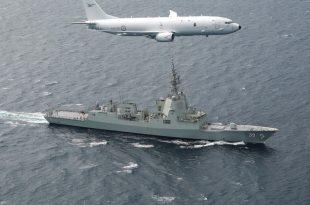 Chinese Navy Warship Fired Laser At U.S. P-8A Poseidon Surveillance Aircrft: Report