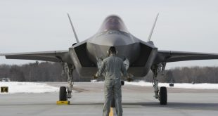 Despite Noise Concerns Wisconsin Air National Guard Will Get New F-35 Fighter Jets