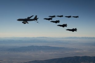 Donald Trump Seeks To Cut F-35s, P-8s, MV-22s & MQ-9s To Pay For Border Wall